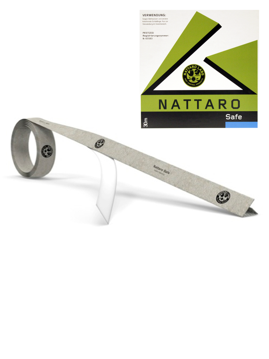 Nattaro Safe Bettwanzen-Tape